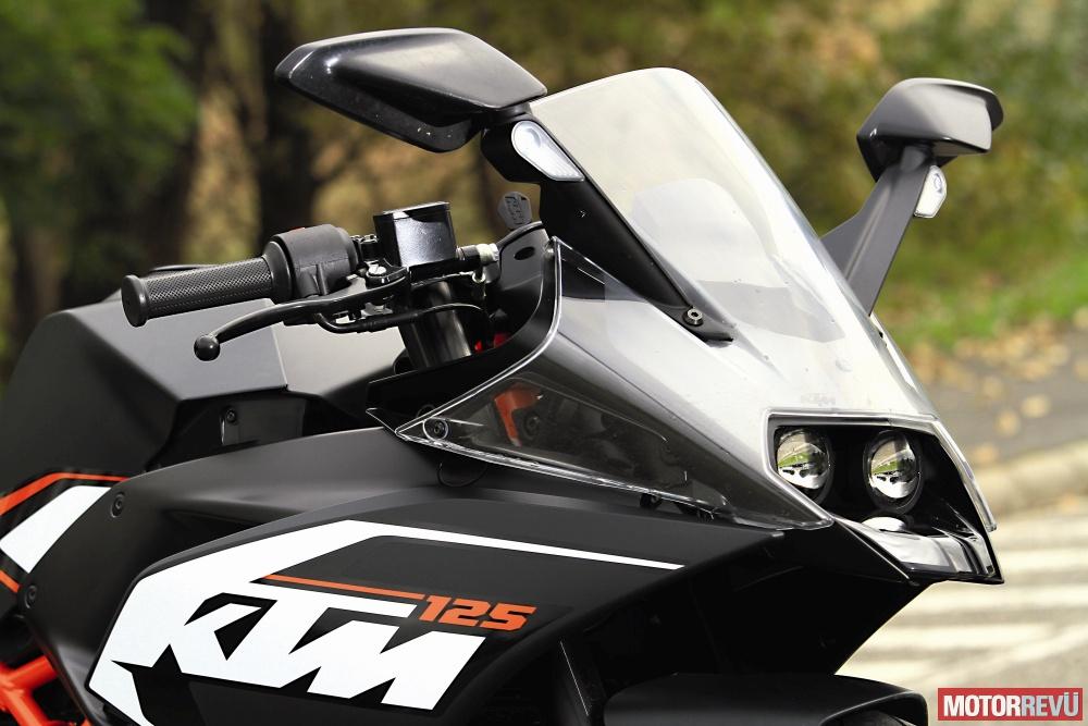 Motorok KTM RC125