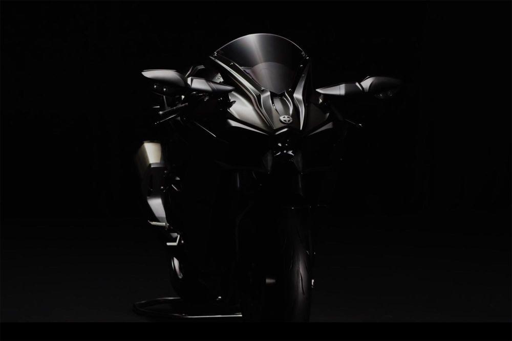 Motorok Kawasaki H2 2016