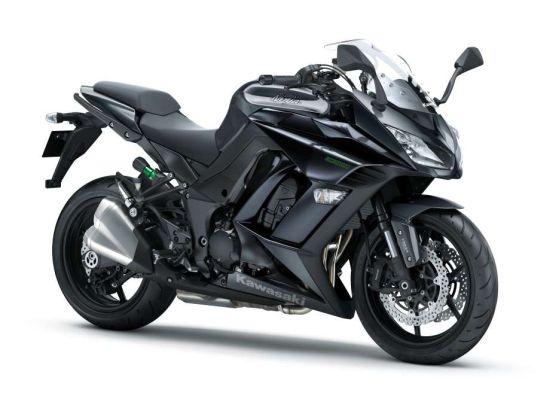 Motorok Kawasaki Z1000SX 2016