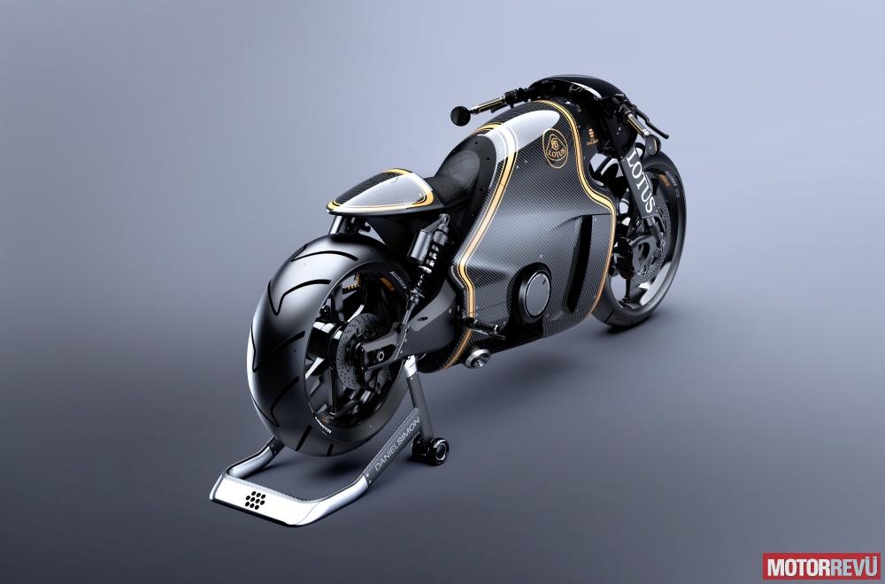 Motorok Lotus C-01