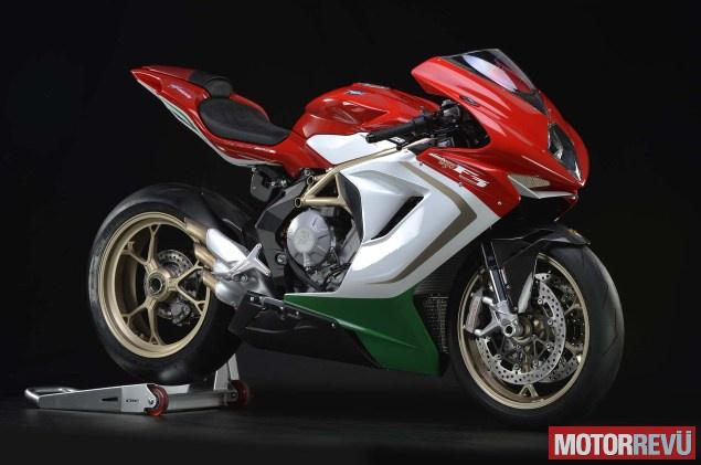 Motorok MV Agusta F3 800 Ago