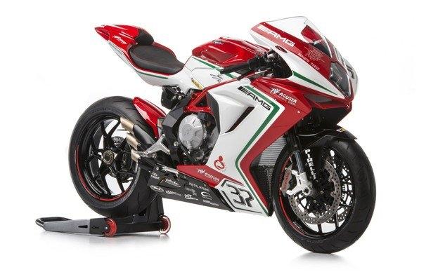 Motorok MV Agusta F3 RC