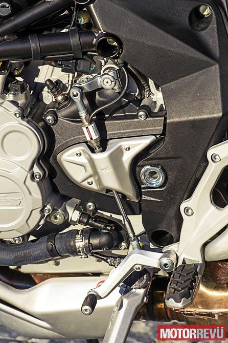Motorok MV Agusta Stradale 800