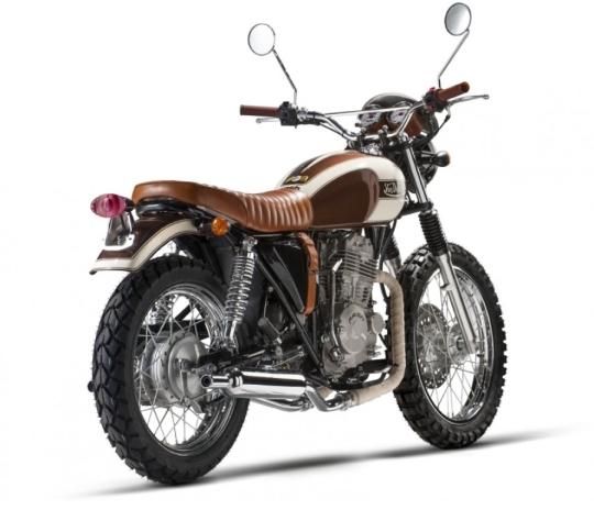 Motorok Mash 400 Von Dutch