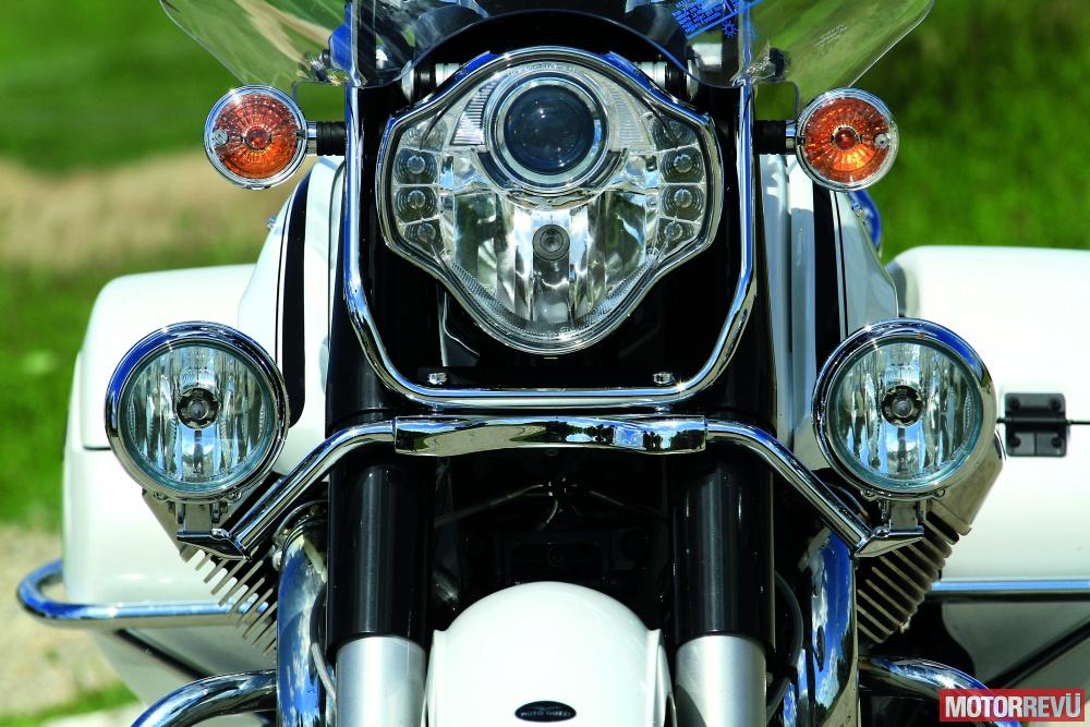 Motorok Moto Guzzi California 1400 Touring