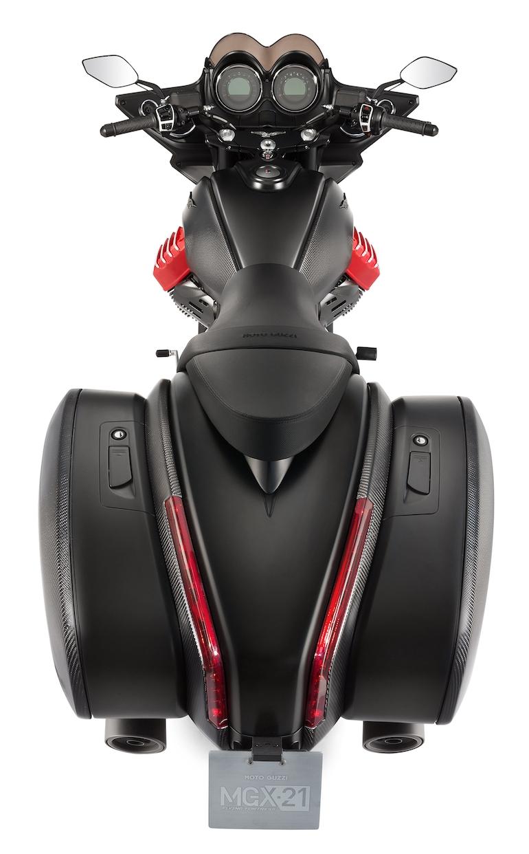 Motorok Moto Guzzi MGX-21 Flying Fortress (2016)
