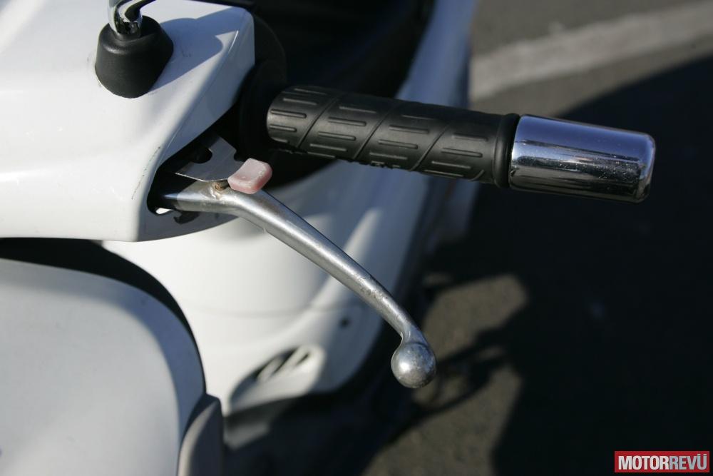 Motorok Piaggio Liberty 125 RST