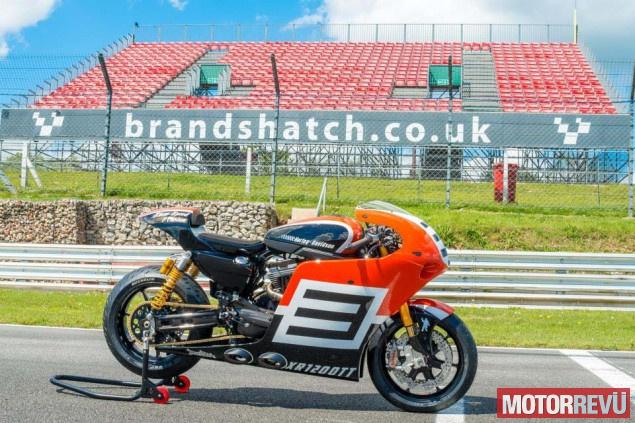 Motorok Shaw Speed & Custom Harley-Davidson XR1200TT