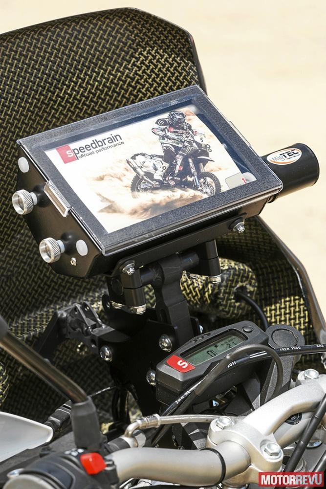 Motorok Speedbrain 450 Rally
