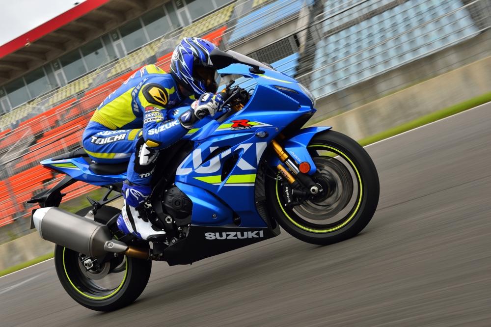 Motorok Suzuki GSX-R1000 (2017)