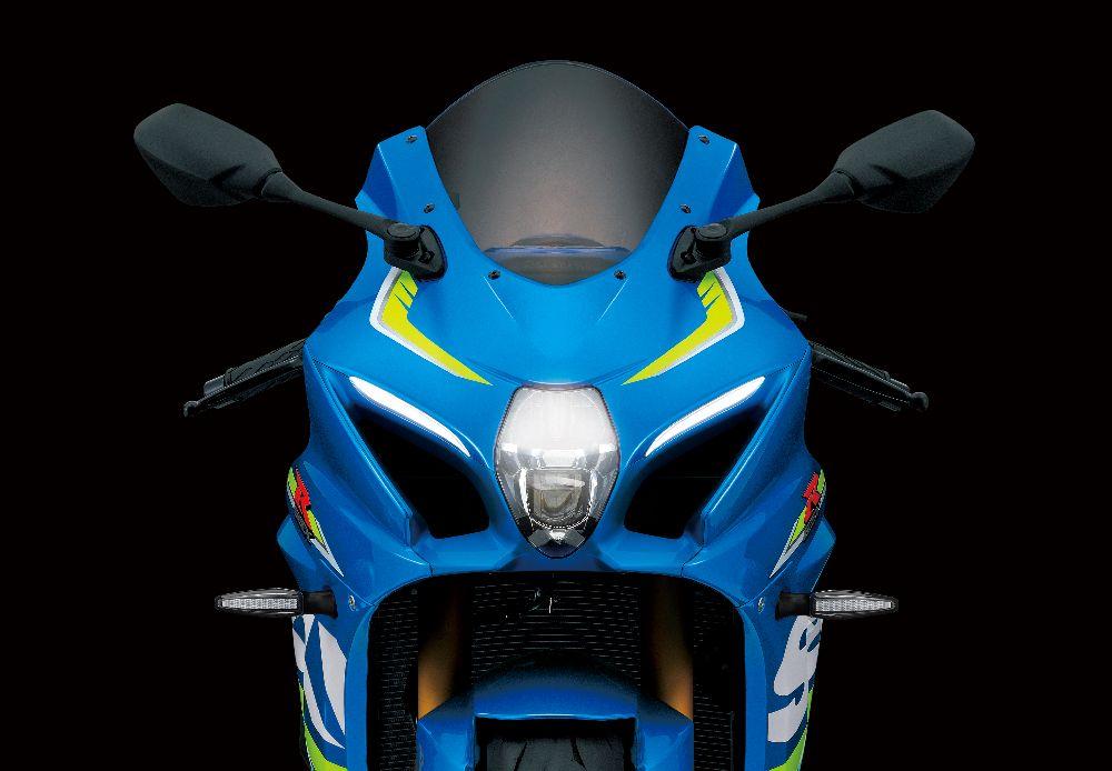 Motorok Suzuki GSX-R1000 2017