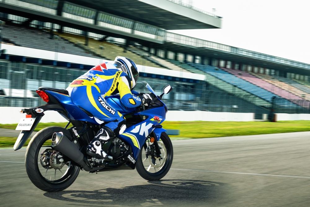 Motorok Suzuki GSX-R125 (2017)