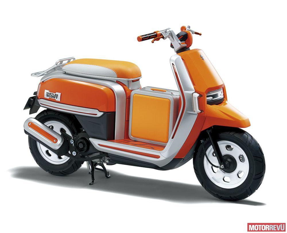 Motorok Suzuki Hustler