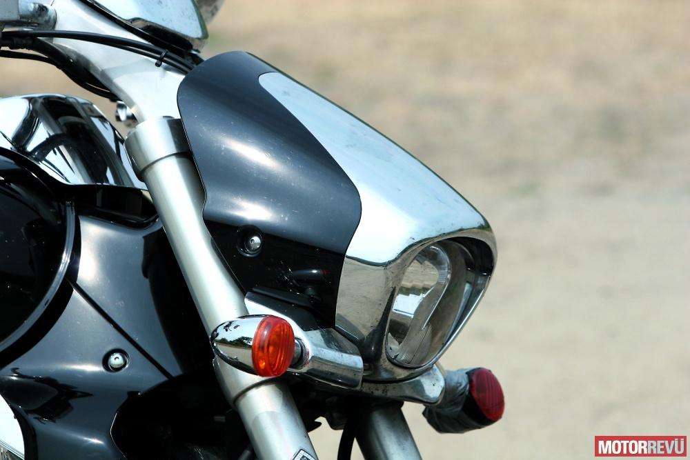 Motorok Suzuki M1800 Intruder
