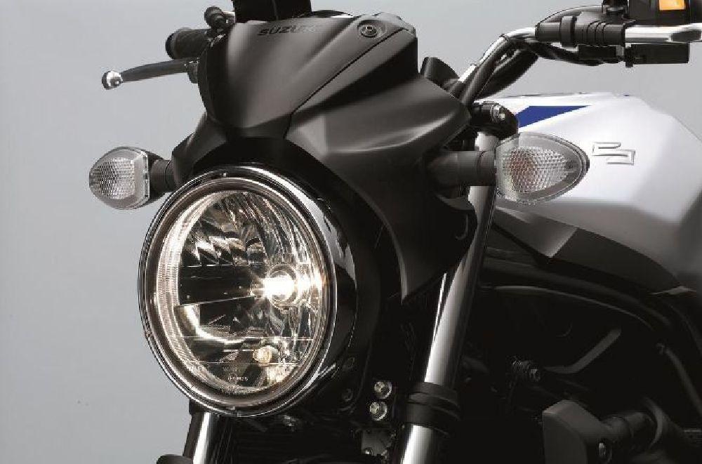 Motorok Suzuki SV650 - 2016