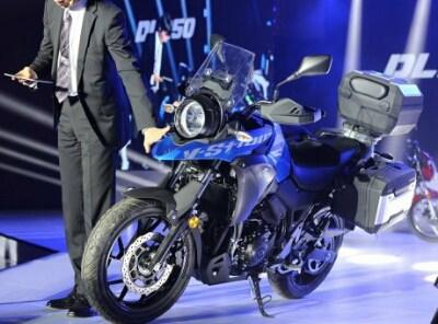 Motorok Suzuki V-Strom 250 (2017)