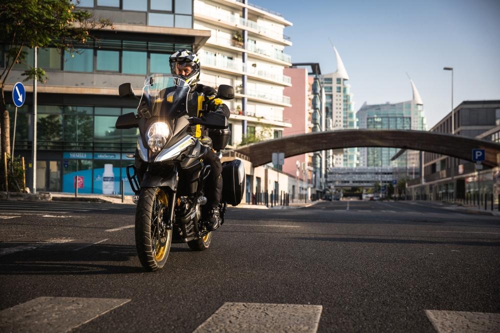 Motorok Suzuki V-Strom 650 (2017)