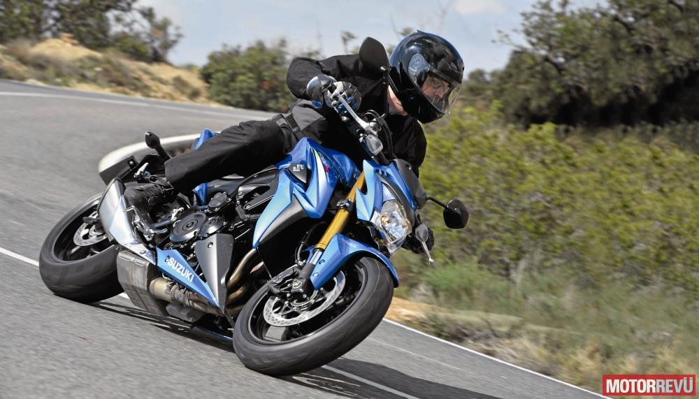 Motorok Tesztek galériája Suzuki GSX-S1000