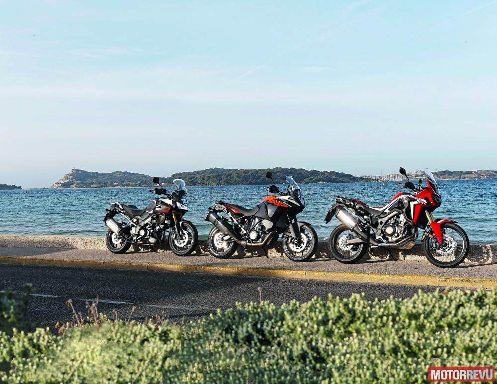 Motorok Tesztek galériája 1000-es túraendurók (2016)