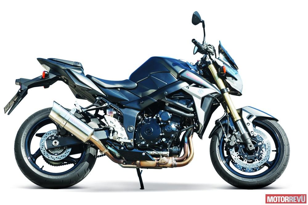 Motorok Tesztek galériája 800-as naked bike-ok összehasonlító tesztje