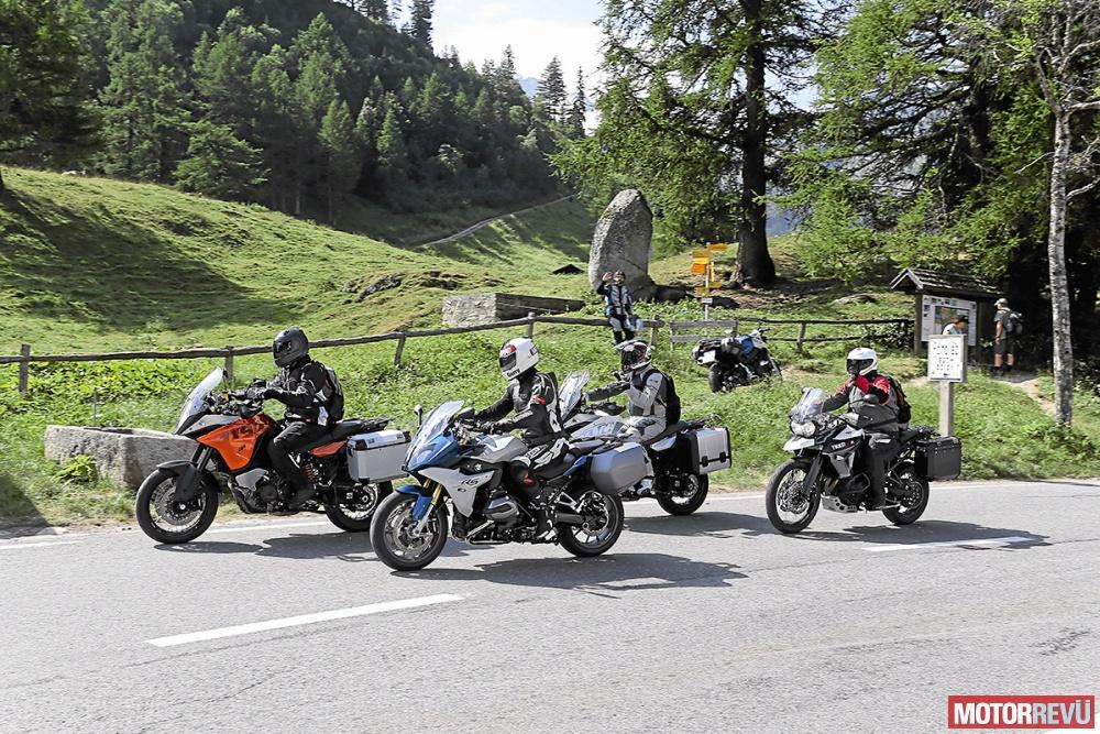 Motorok Tesztek galériája AlpenMasters 2015, 3.rész