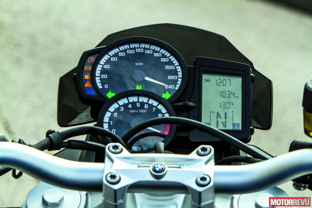Motorok Tesztek galériája BMW F 800 R