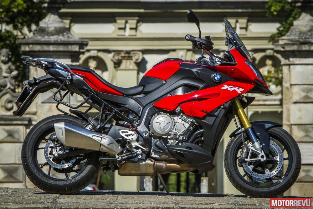 Motorok Tesztek galériája BMW S 1000 XR - 2015