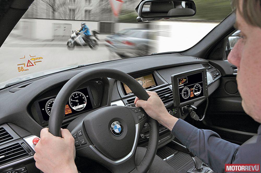 Motorok Tesztek galériája Elektronikus menetasszisztensek, 2. rész