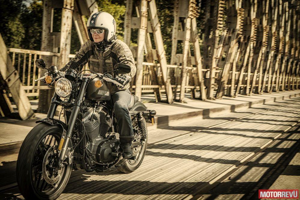Motorok Tesztek galériája Harley-Davidson Sportster 1200 Roadster (2016)