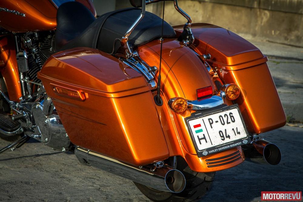 Motorok Tesztek galériája Harley-Davidson Road Glide 2015