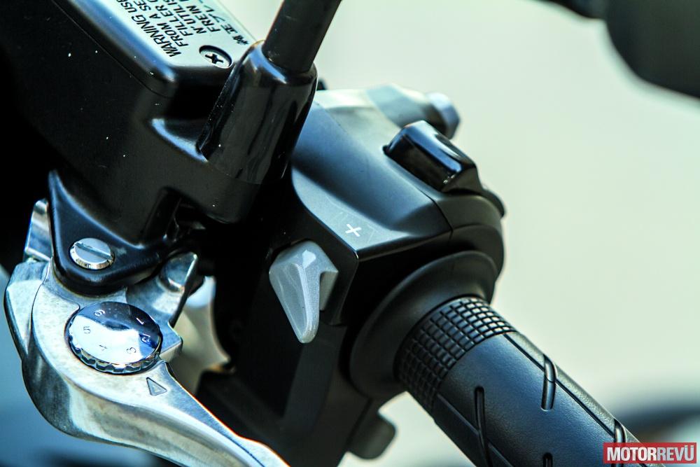 Motorok Tesztek galériája Honda NC750D Integra