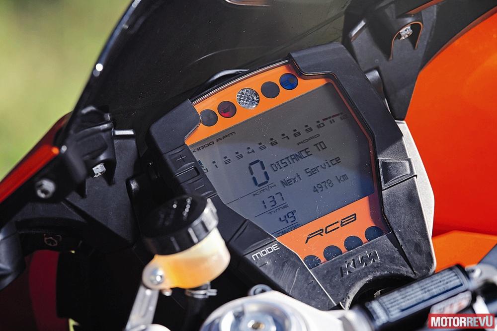 Motorok Tesztek galériája KTM RC8 (2016)