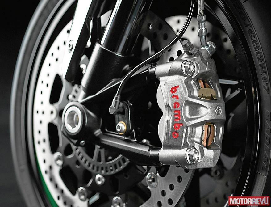 Motorok Tesztek galériája Kawasaki H2/H2R