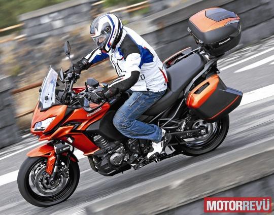 Motorok Tesztek galériája Kawasaki Versys 1000