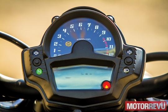 Motorok Tesztek galériája Kawasaki Vulcan S menetpróba