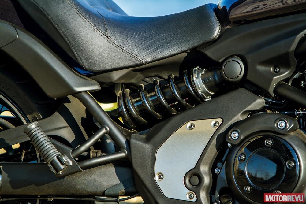 Motorok Tesztek galériája Kawasaki Vulcan S