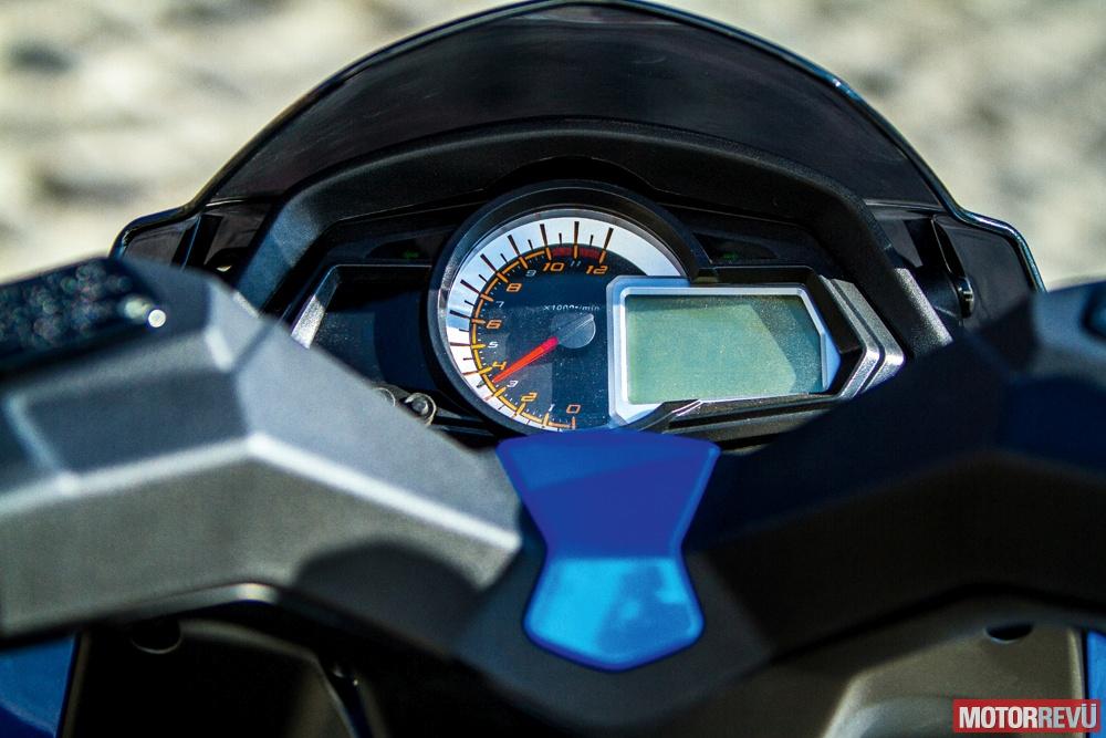 Motorok Tesztek galériája Keeway CityBlade 125