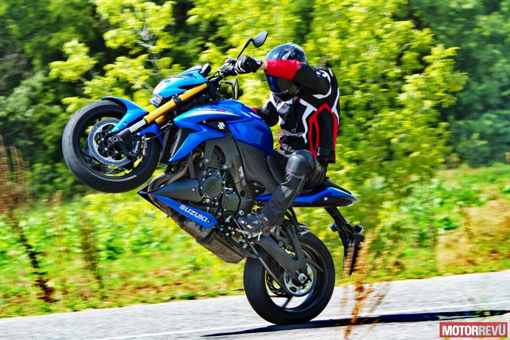 Motorok Tesztek galériája Suzuki GSX-S1000 Angyal Zoltán