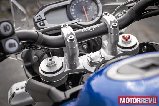 Motorok Tesztek galériája Triumph Tiger 800 XCx XRx 2015