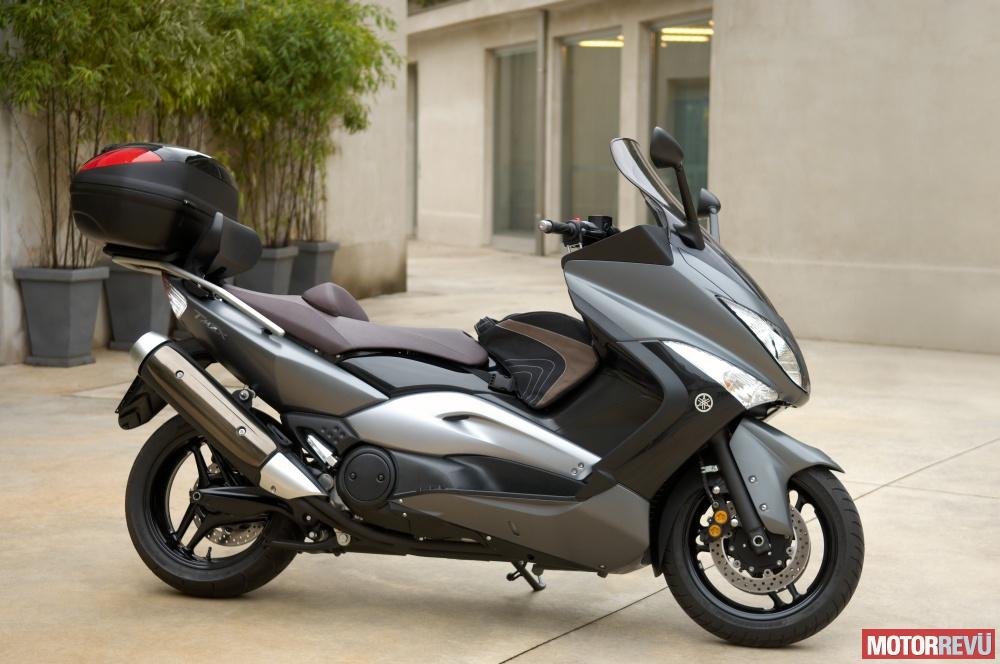 Motorok Tesztek galériája Yamaha TMax használt teszt