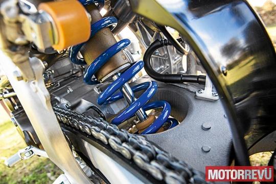 Motorok Tesztek galériája Yamaha WR250F villámteszt