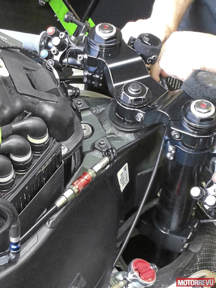 Motorok Tom Sykes Kawasaki ZX-10R
