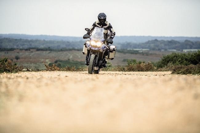 Motorok Triumph Tiger Explorer 1200 - 2016