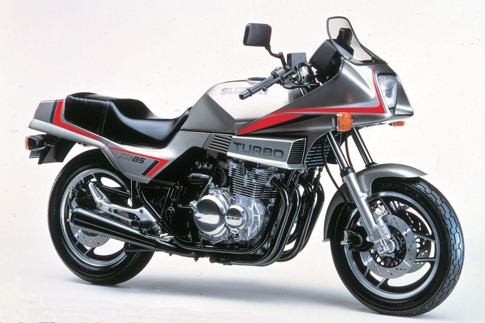 Motorok Turbós Suzuki GSX-R