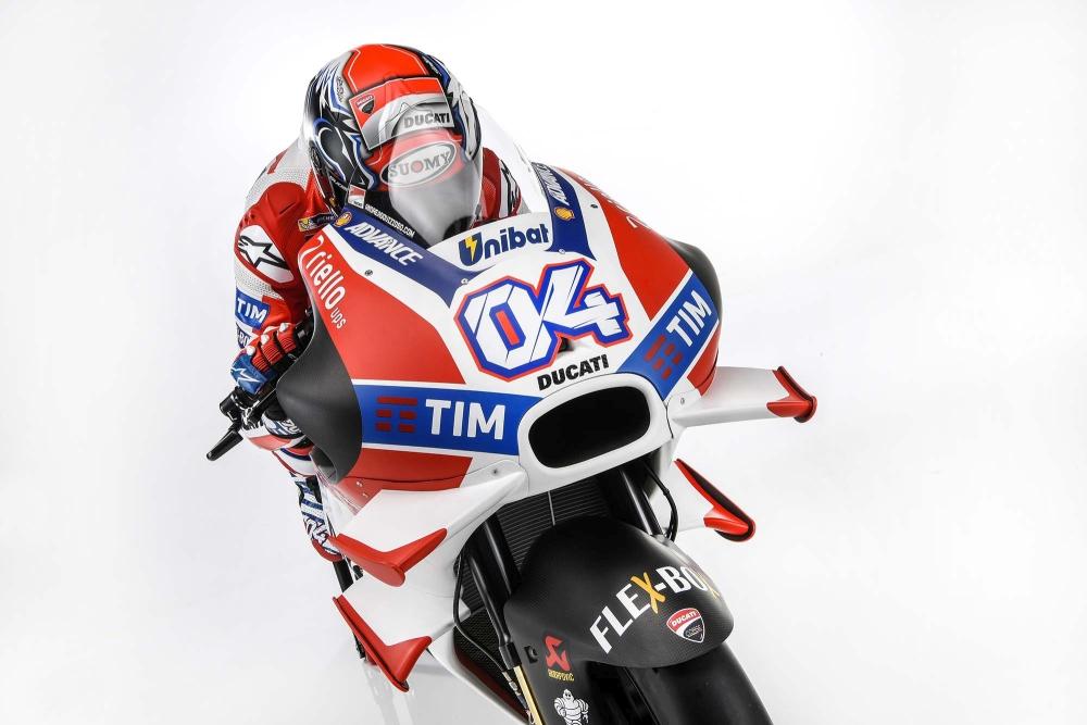 Motorok Versenymotorok Ducati Desmosedici D16 GP
