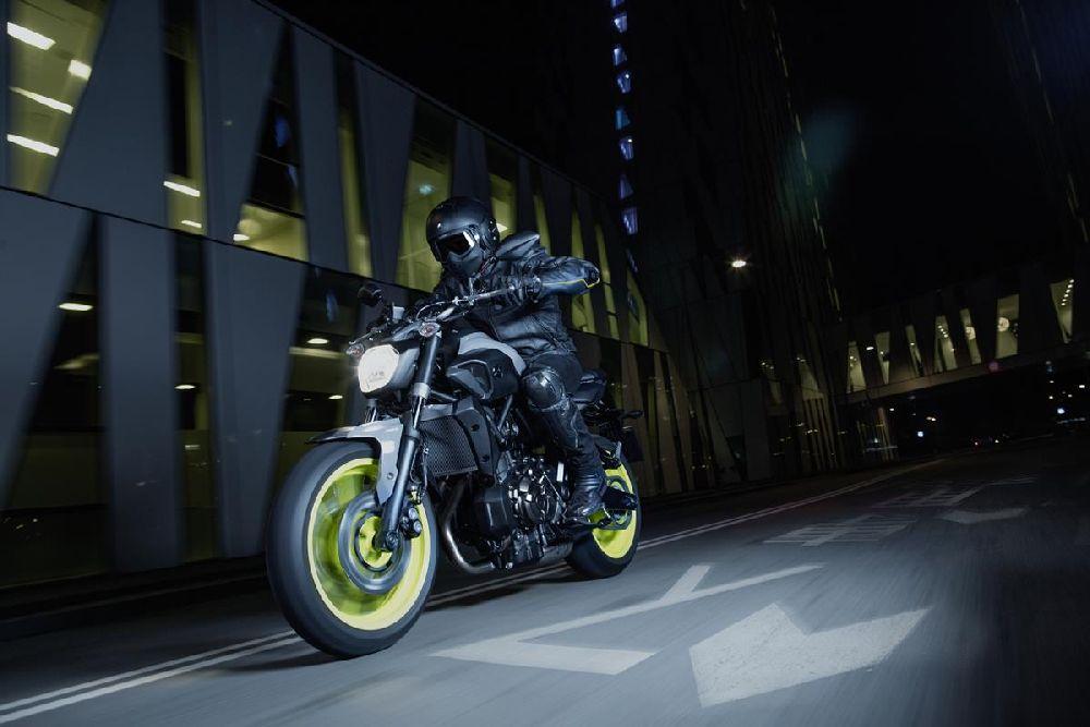Motorok Yamaha MT-03 - 2016