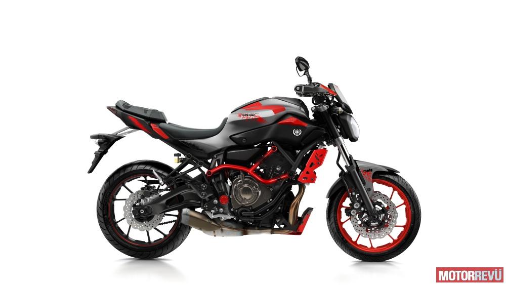 Motorok Yamaha MT-07 Moto Cage