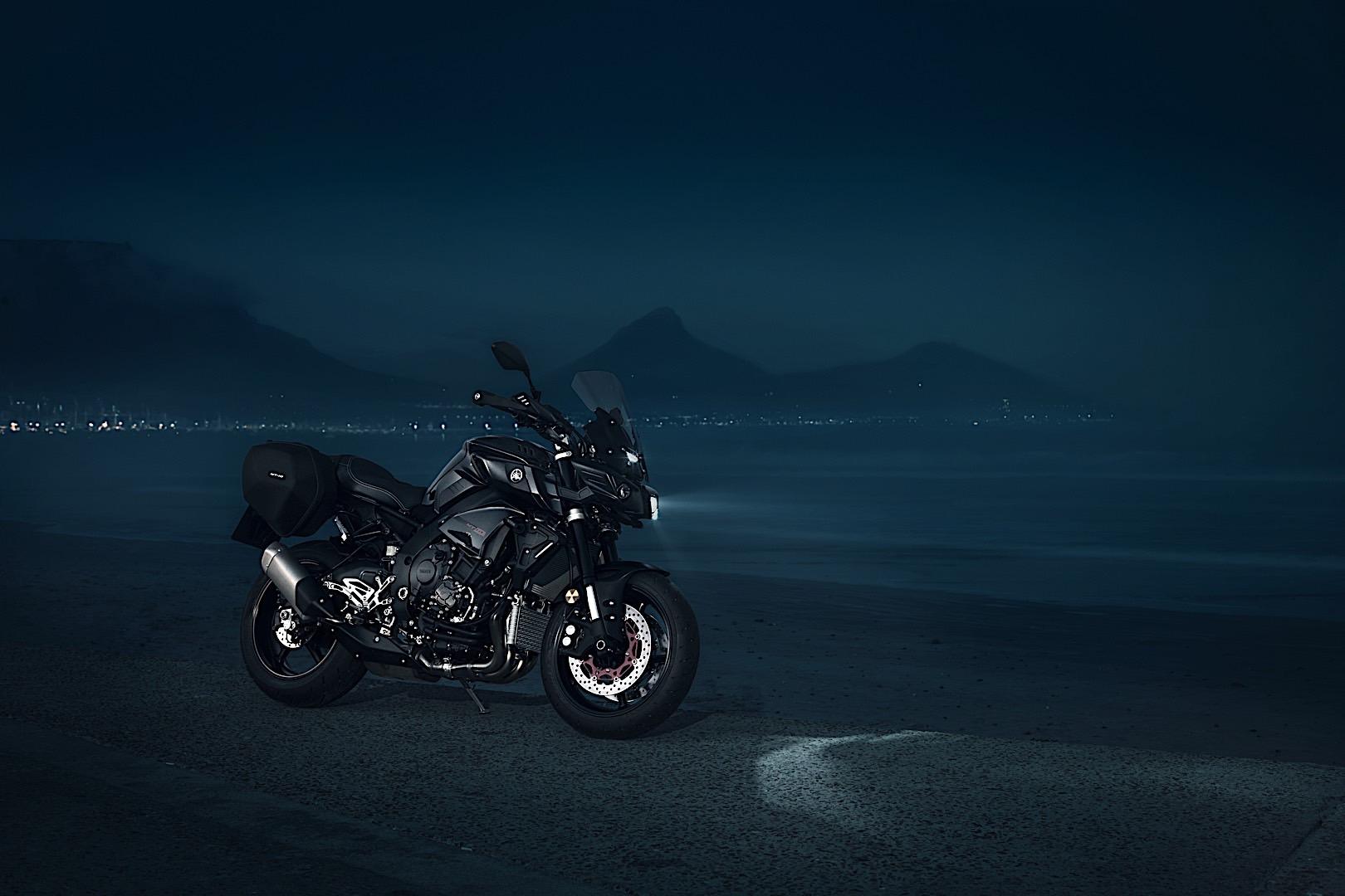Motorok Yamaha MT-10 Tourer Edition (2017)