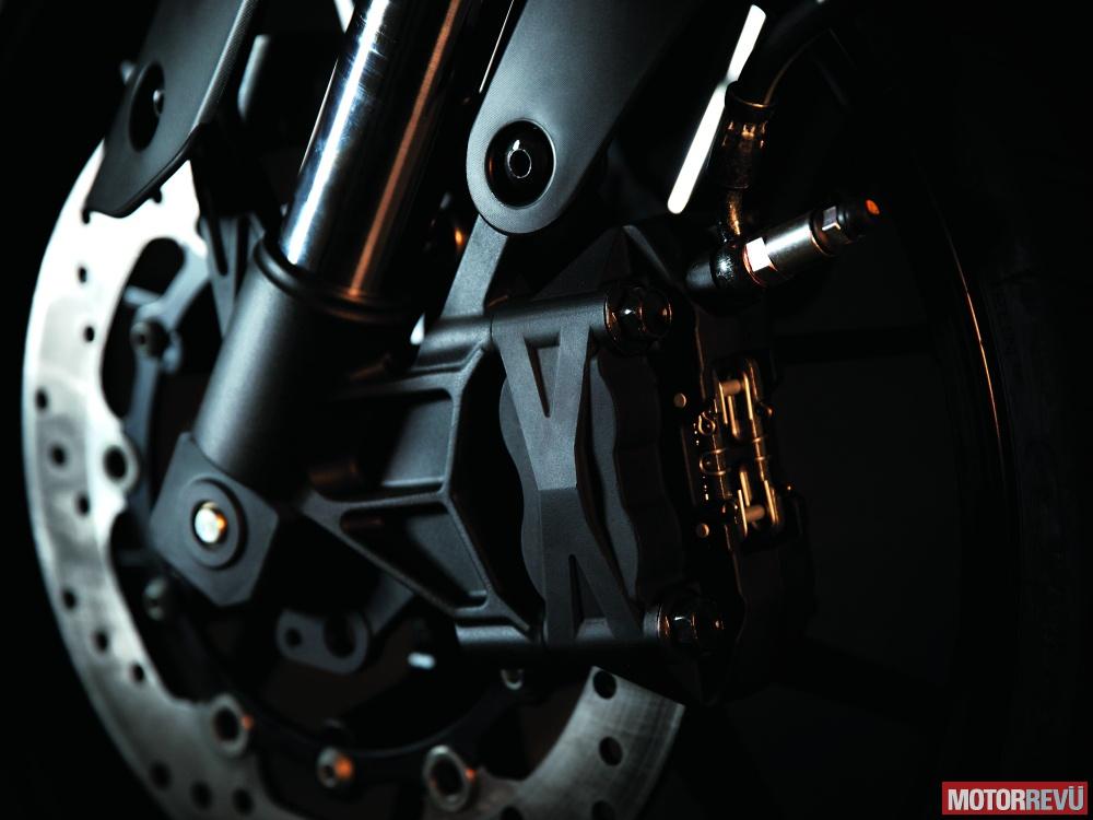 Motorok Yamaha MT-125