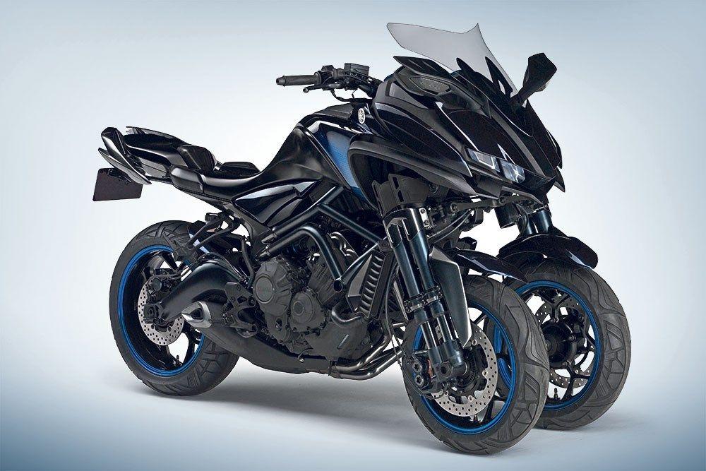 Motorok Yamaha MWT-9 2015